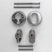 Låstype, sylinder/sylinder